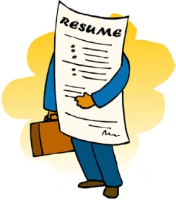 resume structuring 2015